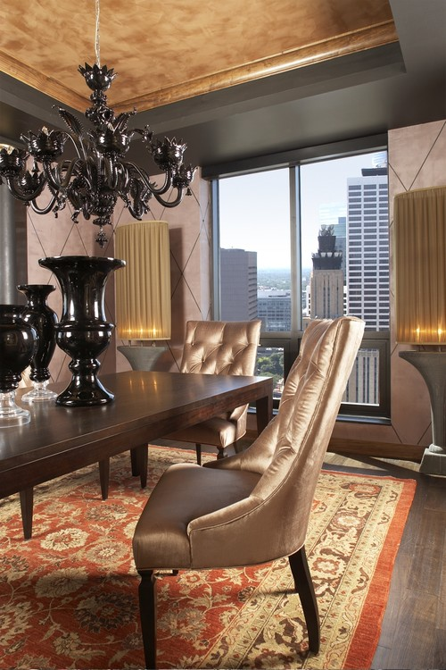 10 Super Eclectic Dining Room Interior Design Ideas: Rooms With A View…