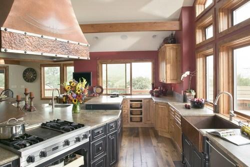 Mo Rod  kitchen