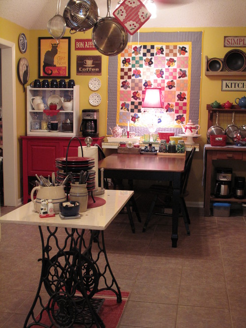 kitchen eclectic kitchen