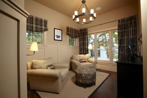 Stonebreaker Builders & Remodelers traditional family room