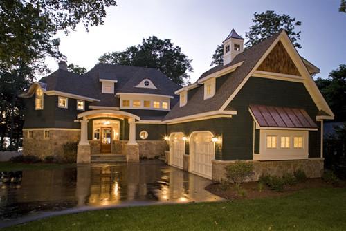 Stonebreaker Builders & Remodelers traditional exterior