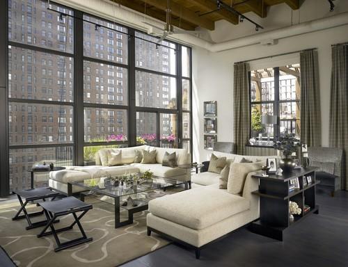 jamesthomas, LLC contemporary living room