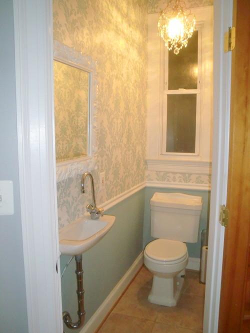 Bathroom Design Ideas For Half Bathrooms  Home Decorating