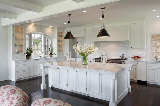 Villanova Residence - kitchen traditional kitchen