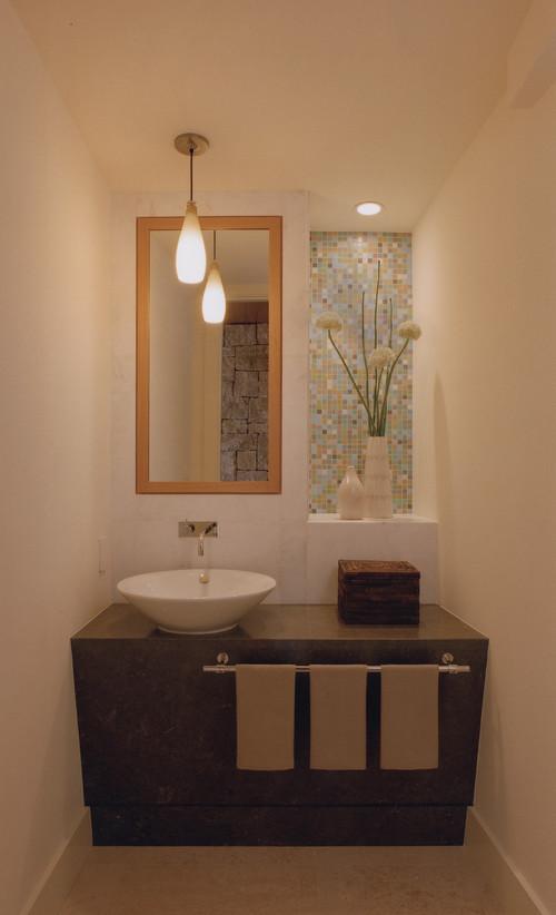 modern bathroom by Sutton Suzuki Architects