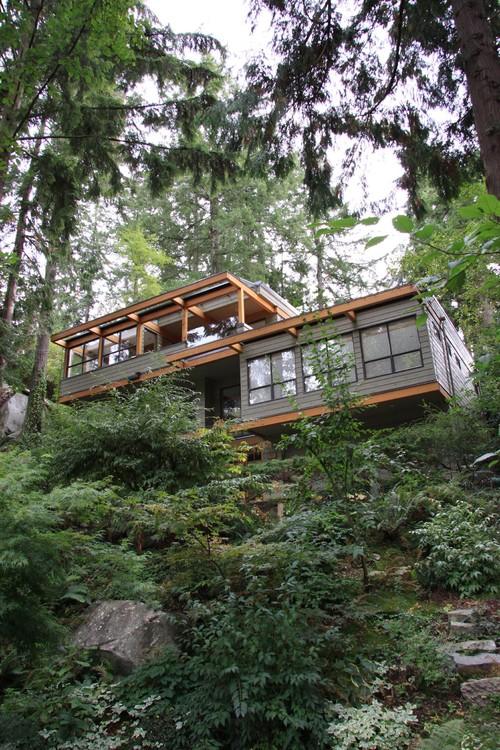 Robinson Hammett Residence contemporary exterior