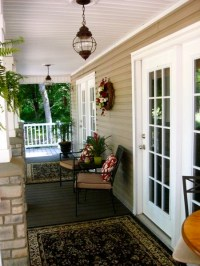 Beautiful Front Porches - Beneath My Heart