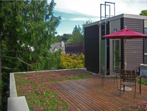 Magnolia Residence modern exterior