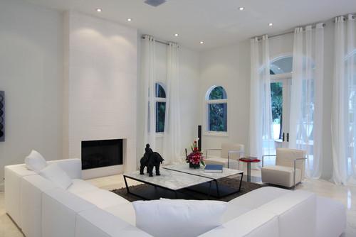MODERN modern living room