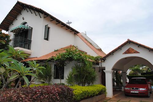 Ramas Garden Retreat   A Bougainvillea Heaven