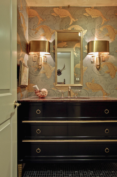 My Top Ten Rules for Gorgeous Powder Rooms  Color Calling