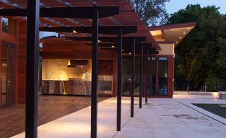 Outdoor Kitchen modern exterior