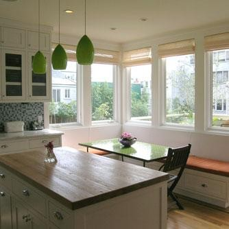 Anne Forell Architecture traditional kitchen