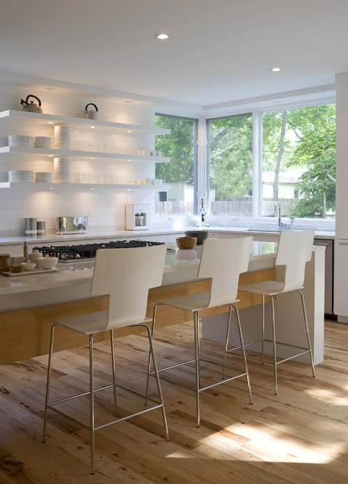 Fairfield House modern kitchen