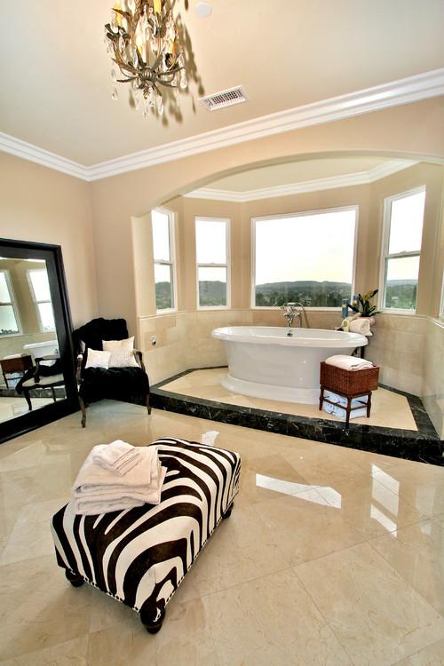 No 2 contemporary bathroom