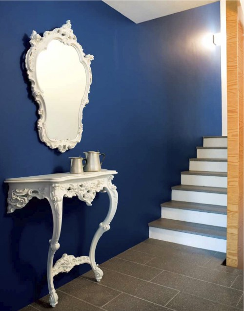 Rooms designed by Creazioni - Italian visionary company contemporary staircase