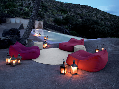 PAOLA LENTI - SHOWROOM - selection collection tropical patio