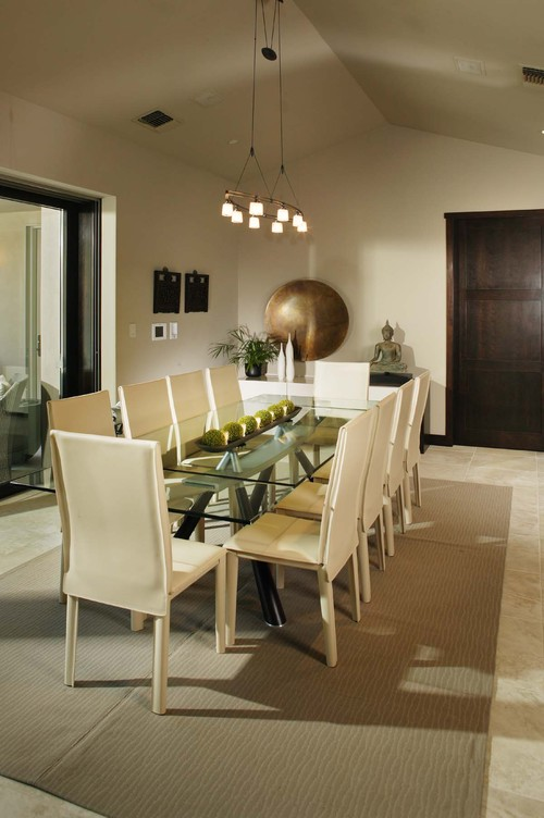 contemporary kitchen by Debbie R. Gualco