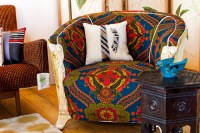 Interior Styles and Design: Colorful, Casual Bohemian