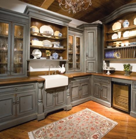 traditional kitchen by habershamhome.com