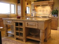 Rustic Luxury - Traditional - Kitchen Countertops - other ...