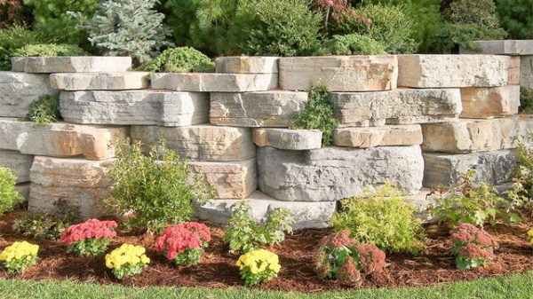 rosetta outcropping - landscaping