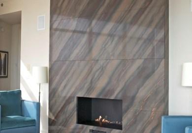 Modern Fireplace Home Design Photos Houzz