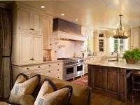 French-style kitchen - Kitchen - atlanta - by Morgan Creek ...