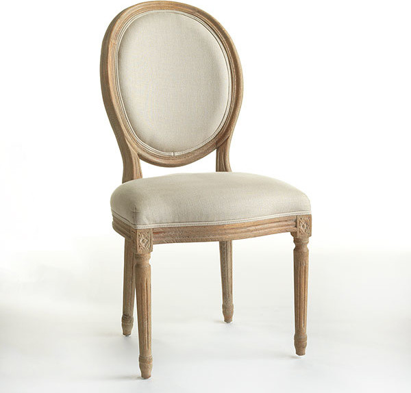 Louis XVI Dining Chair  Traditional  Dining Chairs