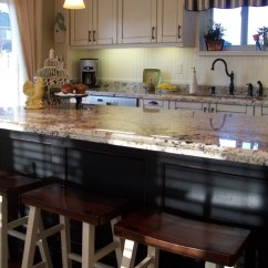 Kitchen Bistro Table White Oak Cabinets Style