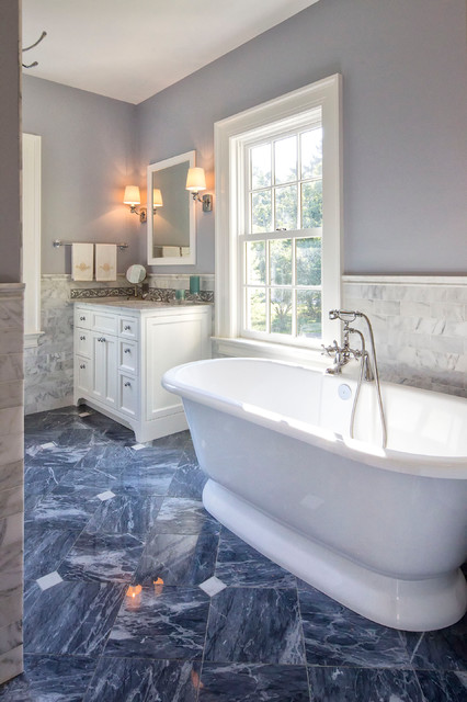 pictures of grey living rooms kitchen and room colors neoclassical home - traditional bathroom new york by ...
