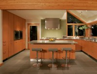 Northwest Contemporary Updated - Contemporary - Kitchen ...