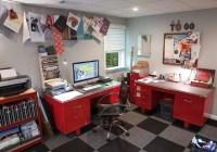 tbg design studio - Eclectic - Home Office - atlanta