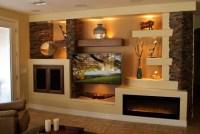 Media Wall 1 - Contemporary - Family Room - phoenix - by ...