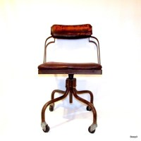 Vintage Industrial Office Furniture Innovation