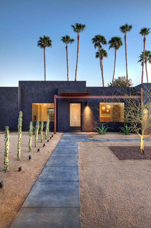 tips installing modern landscape