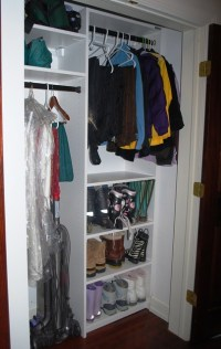 Coat Closet - baltimore - by California Closets Maryland