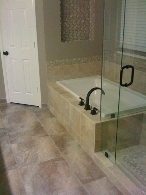 DropIn Tub  Traditional  Bathroom  other metro  by