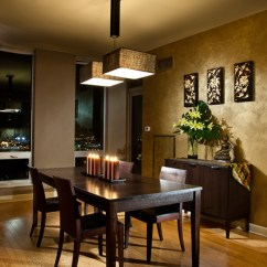 Track Lighting For Kitchens Free Standing Kitchen Units Chicago South Loop Condo - Asian Dining Room ...