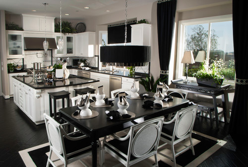 15 Glamorous Kitchens Just Oozing With Inspiration SheKnows