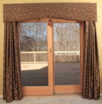 Curtains for patio doors | Drapery Room Ideas