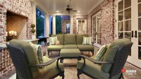 Isokern Fireplaces - Traditional - Porch - sacramento - by ...