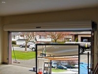 Residential roll up garage doors - Modern - vancouver - by ...
