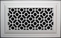 Decorative Vent Covers - Registers Grilles And Vents ...