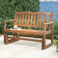 2 Person Glider Bench - Traditional - Outdoor Gliders - by ...