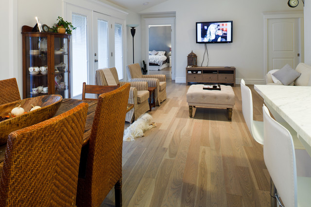 Beach House  Contemporary  Living Room  ottawa  by