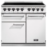 Falcon 1000 Deluxe Range Cooker with Induction Hob Range ...