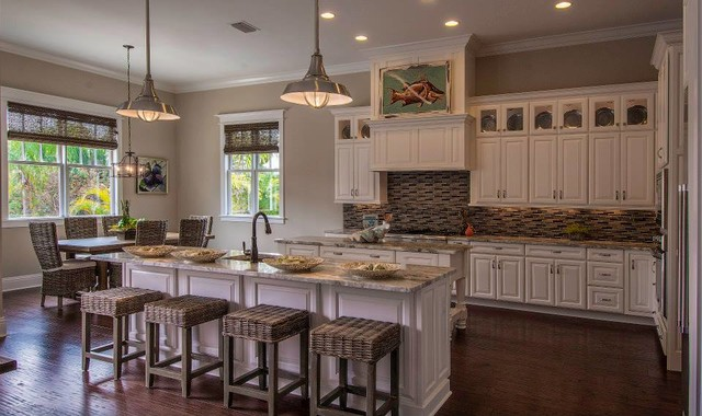 Southern Living Showcase Home  Tampa Cabinetry