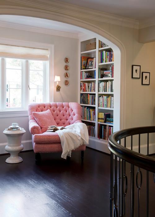 Romance Week Cozy Reading Corner  The Inspired Room