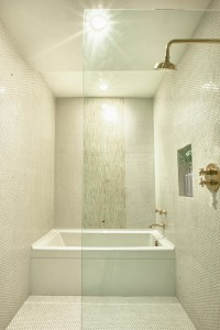 Modern Tub and Shower Room - Modern - Bathroom - denver ...